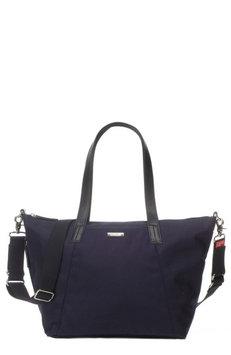 Infant Storksak Noa Luxe Diaper Bag - Blue