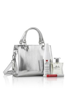 Laila Eau De Parfum & Embossed Purse Set