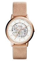 Fossil Women's Vintage Muse ME3152 Rose-Gold Stainless-Steel Automatic Fashion Watch
