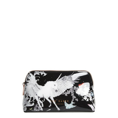 Ted Baker London Marissa Enchant Cosmetics Case, Size One Size - Black