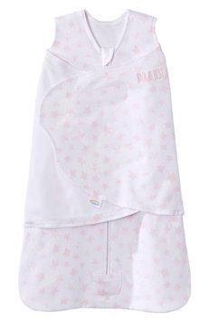 Halo Innovations Platinum Series Sleepsack Swaddle Wearable Blanket, Size Newborn - Pink