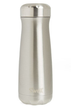 Swell S'Well Silver Lining 20-Ounce Insulated Traveler Bottle, Size 20 oz - Metallic