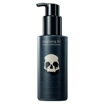 too cool for school ZA Blackoiloziuza Cleansing Oil