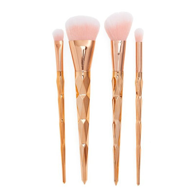 Ok Originals Makeup Brush Set, Size One Size - Rose Gold