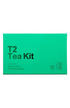 T2 Tea Greatest Of Green Loose Leaf Tea Box Set, Size One Size - Green