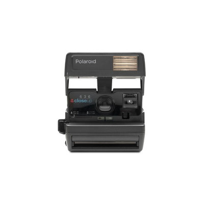 Impossible Project Polaroid 600 Onestep Closeup Instant Camera, Size One Size - Black