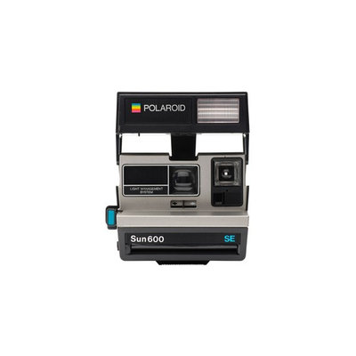 Impossible Project Polaroid 600 Instant Camera, Size One Size - Metallic