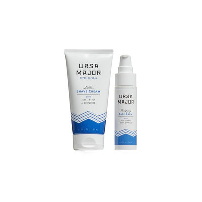 Ursa Major The Mister Shave Shaving Cream & Face Balm Set, Size One Size - None