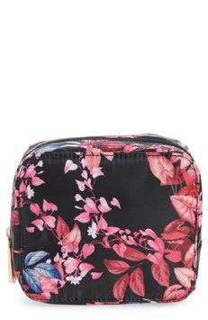 Tommy Bahama Up In The Air Cosmetics Case & Eye Mask, Size One Size - Fall Garden Part