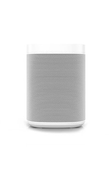 Sonos One: Voice Controlled Smart Speaker - White