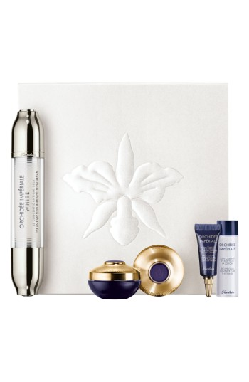 Guerlain Orchidee Imperiale The White Imperiale Ritual Collection