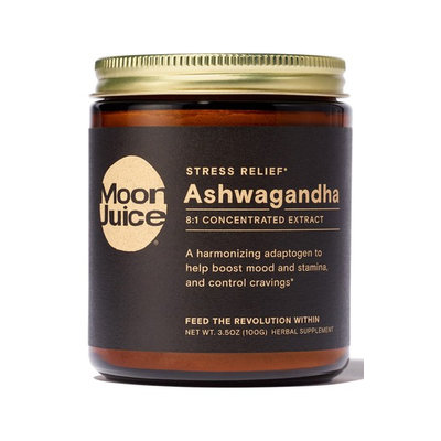 Moon Juice Ashwagandha Herbal Supplement