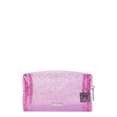 Skinnydip Skinny Dip Glitter Bomb Makeup Bag, Size One Size - No Color