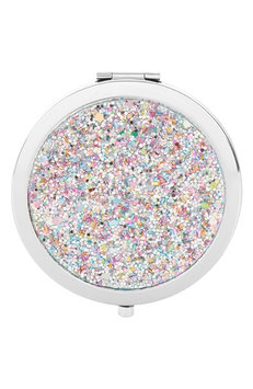 Skinnydip Skinny Dip Treasure Compact Mirror, Size One Size - No Color