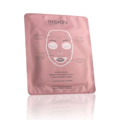 111SKIN Rose Gold Brightening Facial Treatment Sheet Mask
