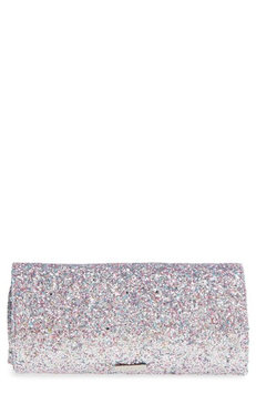 Skinnydip Skinny Dip Treasure Glitter Cosmetics Roll Bag, Size One Size - No Color