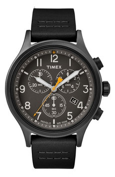 NEW Timex Allied Chrono All Black AUTHORIZED DEALER