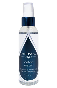 Holistic H20 Detox Water Frequency Enhanced Dietary Supplement
