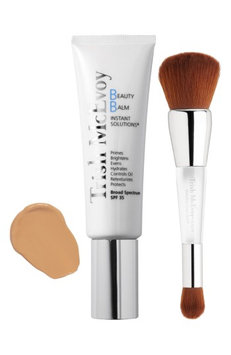 Trish Mcevoy Beauty Balm & Wet/dry Brush Set - Shade 2