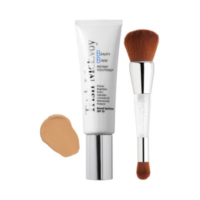 Trish Mcevoy Beauty Balm & Wet/dry Brush Set - Shade 2