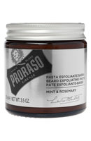 Proraso Mens Grooming Proraso Men's Grooming Beard Exfoliate Paste