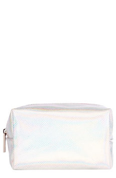 Skinnydip Skinny Dip Holo Cosmetics Case, Size One Size - No Color
