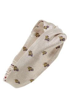 Valentino Petite Roses Headband, Size One Size - Pink