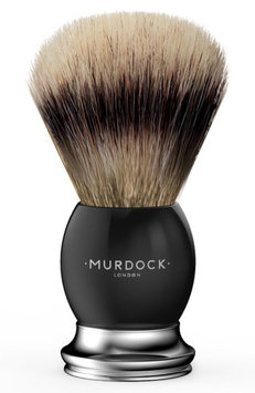 Murdock London Windsor Badger Shaving Brush - Ebony