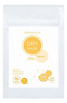 Dermovia Lace Your Face Dry Naturefix Waterless Facial Mask
