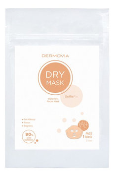 Dermovia Lace Your Face Dry Selfiefix Waterless Facial Mask