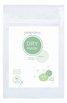 Dermovia Lace Your Face Dry Porefix Waterless Facial Mask
