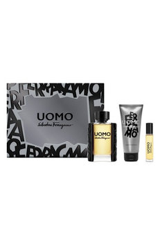 Salvatore Ferragamo Uomo Set ($117 Value)