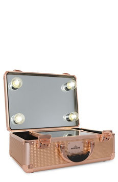 Impressions Vanity Co. Slaycase(TM) 2.0 Vanity Travel Case, Size One Size - Rose Gold