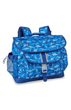 Bixbee Shark Camo Backpack, Medium