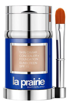 La Prairie Skin Caviar Concealer Foundation Sunscreen SPF 15, 1.0 oz.
