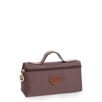 Longchamp 'Le Pliage' Pouchette - Garnet