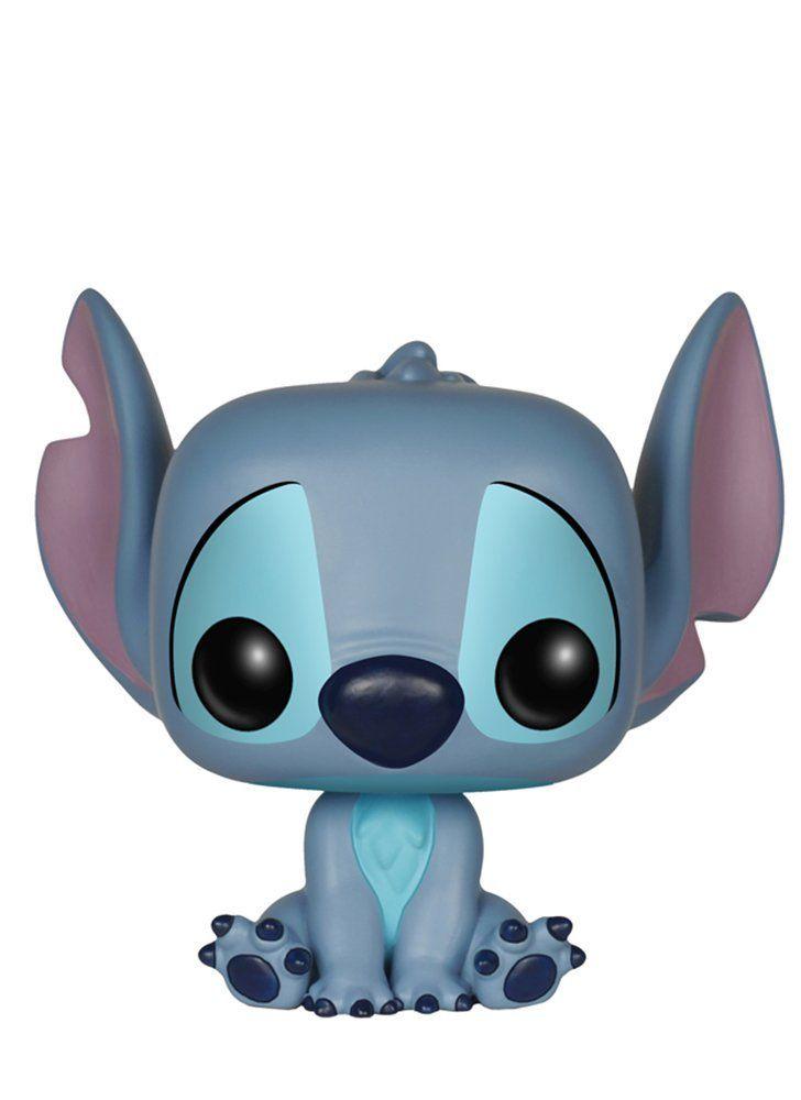 Pop Disney Lilo & Stitch Stitch Sitting Vinyl Figure