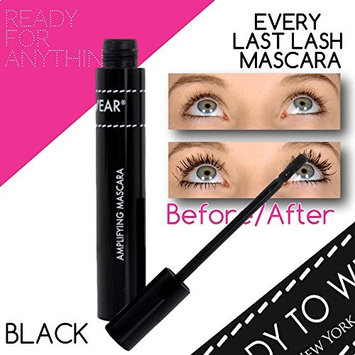 Ready To Wear 3-IN-1 EVERY LAST LASH MASCARA Amplifying Mascara Cooling Lengthening Long (BLACK)