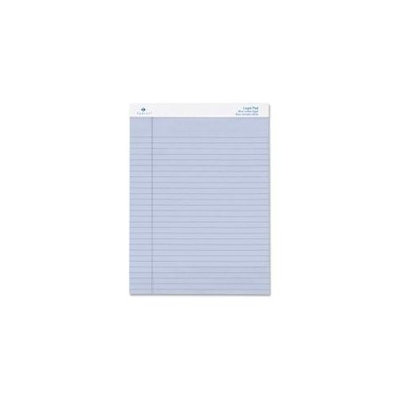 Sparco SPR01077 Colored Legal Ruled Pads Pack of 12