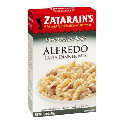 Zatarain's Alfredo Pasta Dinner Mix, 6.3 OZ (Pack of 2)