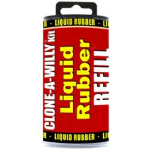 Clone-A-Willy Liquid Rubber Refill Light Tone Dildo