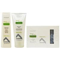 Alfaparf Semi Di Lino Reconstruction Reparative Shampoo 8.45oz & Mask 6.76oz & Lotion 6x13ml