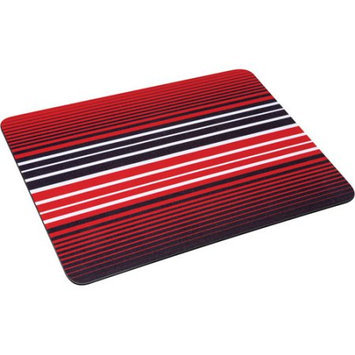 Eforcity PRINTED MOUSEPAD (2 PIECES OMBRE RED)