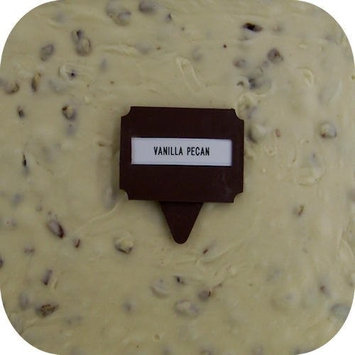 Home Made Creamy Vanilla Pecan Fudge - 1 1/2 Lb Box [Vanilla Pecan]