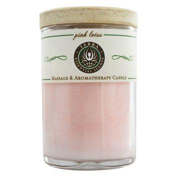 Massage & Aromatherapy Soy Candle Pink Lotus - 2.5 oz.