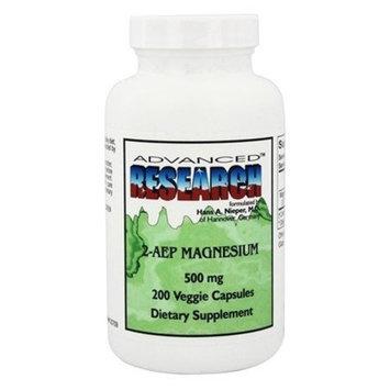 2-AEP Magnesium 500 mg 200 Vcaps