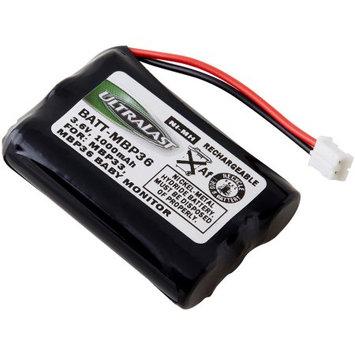 Dantona 3.6 Volt Nickel Metal Hydride Replacement Baby Monitor Battery for Motorola MBP33