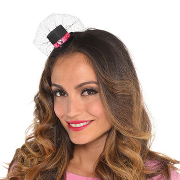 Bridal Shower 'A Day in Paris' Mini Top Hat Hair Clip / Favor (1ct)