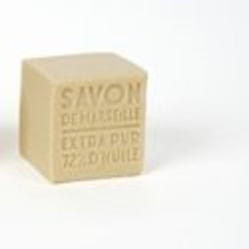 Compagnie de Provence Savon Marseille Palm Soap Cube - 400 grams - Made in France [Palm / Fragrance Free]