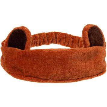 I Dew Care Bear Headband Brown